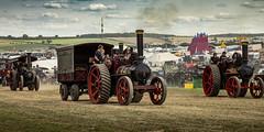 Dorset Steam Fair 2018_001 (Anthony Britton) Tags: thedorsetsteamfair 50thanniversary2018 canonesom5 18150mlens canon5dmk4 sigma100400 canon24105lens steam tractionengines steamrollers steamtrucks steamfairgroundrides