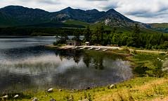 Lake-Inagh_DSC3775 (Mel Gray) Tags: ireland travel landscape nikond850 nikon2470mm lakeinagh loughinagh lough lake recess connemara connemaraloop countygalway