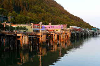 Reflections of Juneau