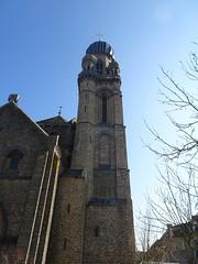 L'église à bulbes de Corps-Nuds (35), conçue par Arthur Regnault.