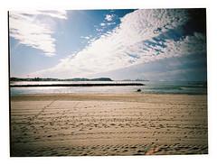 Paradise with Bullshit in the Background (@fotodudenz) Tags: fuji fujifilm ga645w ga645wi medium format point and shoot film rangefinder 28mm 45mm 2018 120 gold coast queensland australia beach currumbin heads surfers paradise