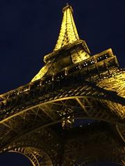 Eiffel at night (AJS3112) Tags: litup paris night lights tower eiffel