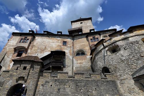 Árva vára (Orava castle)