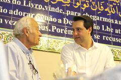 Jantar na Sociedade Beneficente Mulçumana do Paraná