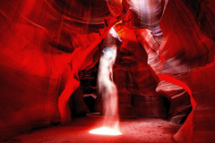 Arizona Slot Canyons Upper Antelope Canyon Light Beams Ghost Phantom Goddess Looking to Heaven Wearing Crown of Flames!  Nikon D810 _ 14-24mm F2.8 Nikkor Zoom Slot Canyons Antelope Canyon Ghosts! (45SURF Hero's Odyssey Mythology Landscapes & Godde) Tags: nikon photography beauty beautiful gorgeous light beams antelope canyons slot upper ghosts fine art elliot mcgucken 45surf elliotmcguckenfineart elliotmcgucken d810d810antelope canyonsslot canyonsghostslot ghostsantelope canyon ghosts1424mm1424 fineart fineartphotography arizona ghost phantom goddess looking heaven wearing crown flames d810 1424mm f28 nikkor zoom prettiest brunette swimsuit bikini model malibu beach surf girl golden ratio composition epic portrait landscape athletic portraits models sexy hot portraiture dx4dtic 45epic venus