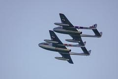 DSC09754 (Brian Wadie Photographer) Tags: breitling ravens vampires kestrel mig15 parachutes polariser redarrows wingwalkers