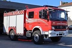 Bombeiros Valença (emergenciases) Tags: bomberos emergencias 112 portugal valença brp bombaruralpesada bombeiros bombeirosvoluntarios bombeirosvoluntariosvalença autobomba camión truck 3000litros jacinto mercedes atego 4x4