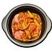 Zucchini in tomato sauce