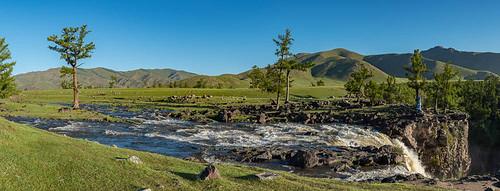 Orkhon Khürkhree, Mongolie