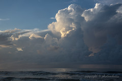 Storm During Sunrise (photoeclectia1) Tags: