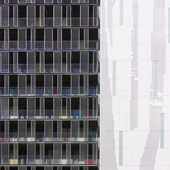 wohnhaus örestadt 18-07-04 3379 Kopie (esuarknitram) Tags: kopenhagen örestadt loggia architektur fassade ansicht