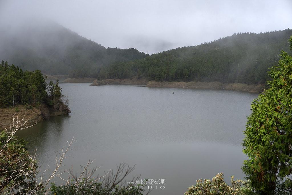 太平山翠峰湖環山步道 |走在泥濘的道路上,只為途中美景 | 宜蘭大同鄉9