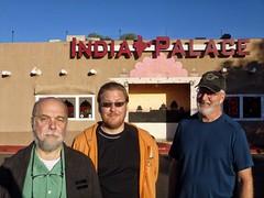 IMG_2830 (jnshaumeyer) Tags: newmexico santafe indiapalace restaurant sjb pls john