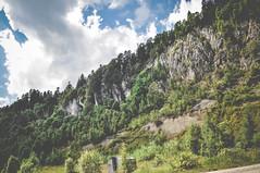 DSC_0030 (Hilðr) Tags: mountains trees rocks forest woods view horizon canyon hills pine stones moss norse inspiration spirit hiking dark