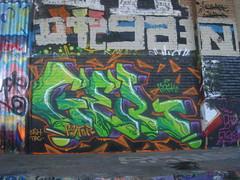 GEL (Billy Danze.) Tags: chicago graffiti gel elotes edsk nsh tbc