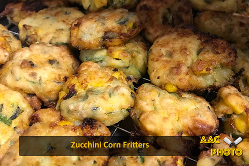 """Zucchini Corn Fritters • <a style=""""font-size:0.8em;"""" href=""""http://www.flickr.com/photos/159796538@N03/44594278872/"""" target=""""_blank"""">View on Flickr</a>"""
