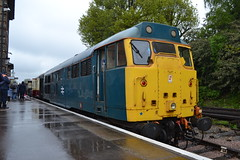 31438 (Will Swain) Tags: epping ongar railway spring diesel gala 28th april 2018 train trains rail railways transport travel uk britain vehicle vehicles england english east preserved heritage 31438 class 31 438
