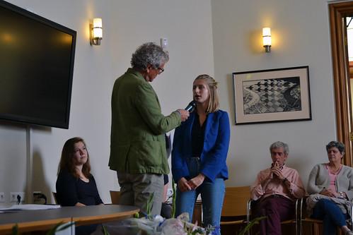 Baarne Literatuurprijs 2018 (Boudewijn v.d. Berg)
