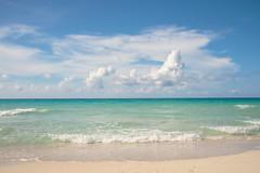 Playa de Varadero (rfabregat) Tags: playa beach varadero cuba atlantic ocean caribe caribbean island paradise travel travelphotography landscape nikon nikond750 d750