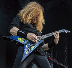 Dave Mustaine of Megadeth @ 2016 Copenhell (acase1968) Tags: concert live copenhell metal nikon d500 tokina 1120mm f28 copenhagen denmark festival heavy dave mustaine megadeth flying v dean guitars rust peace rustinpeace al case
