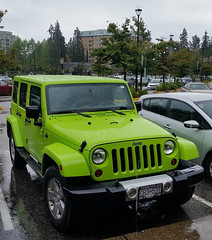 Jeep Wrangler (D70) Tags: lime green samsung smg900w8 ƒ22 48mm 1148 40 jeep wrangler hdr galaxy s5