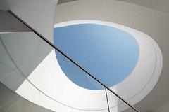 Maison de la Culture (_LABEL_3) Tags: architecture architektur oscarniemeyer stairs treppen lehavre départementseinemaritime frankreich fr irix irix11mm