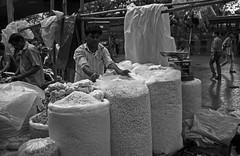 Back to business (magiceye) Tags: street vendor streetphoto monochrome blackandwhite parel mumbai india