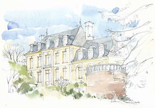 Les Alleux, Courcelles-sous-Thoix, Somme, France