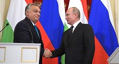 """Orban's Moscow Visit A Middle Finger To EU After Last Week's Humiliation (smctweeter) Tags: authored dissidents institute john laughland paul peace political prosperitythe""""salon refusés""""of"""