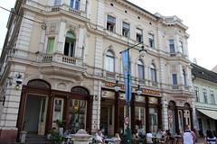 Szeged - Kis Virág Cukrászda