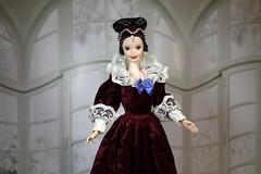 Sentimental Valentine Barbie (alenamorimo) Tags: barbie barbiedoll doll barbiecollector victorian