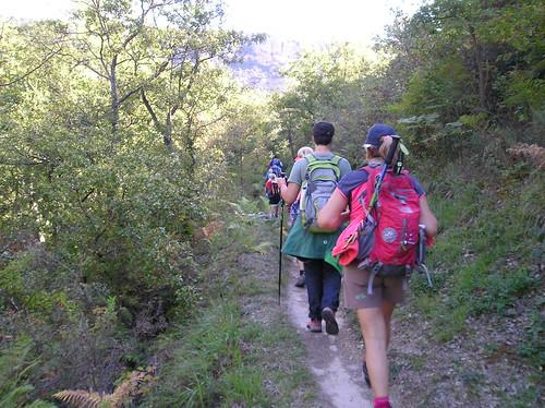 Senderismo por Canon del Ebro Burgos  15 Septiembre 2018 Fotografia Javi Cille (4)