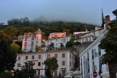 Sintra, evening (Ormio) Tags: sintra evening sunset sunlight esteledik napsugár