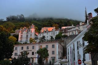 Sintra, evening