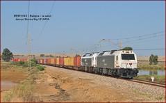 Arroyo Nicoba (JoseM354) Tags: tren renfe medway nicoba huelva badajoz arroyo 3333 dt teco
