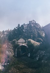 The Vanishing of Ethan Carter (DunnoHowTo) Tags: the vanishing ethan carter ending redux ice screenshot gaming pc gameplay computer grapihcs abandoned old dam mine gate code symbols scissors axe dale dies house portals forest traps oil lamp bricks sigil dagger crypt church cemetery paul prospero mystery indie horror photoshop panorama train thriller unreal engine 4 open world red creek valley