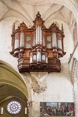 Toulouse - Cathédrale Saint-Etienne (Claude Guigon) Tags: pentax toulouse saintetienne cathédrale architecture orgue bâtiment