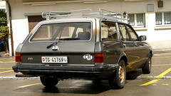 Ford Granada Turnier (vwcorrado89) Tags: ford granada turnier kombi estate station wagon stationwagon ghia