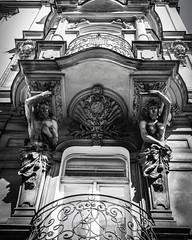 Prague Architecture (karthik sridharan83) Tags: prague czech architecture charles bridge canon bw blacknwhite black white monochrome contrast sigma art 1835 f18