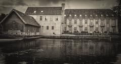 Rye Mølle (Johnny H G) Tags: ryemølle jylland skanderborg building architecture old 1881 johnnyhg denmark danmark jutland fujifilm