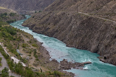 Naryn River, Kyrgyzstan (Ninara) Tags: naryn river dam reservoir centralasia asia kyrgyzstan fergana курпсайскаягэс hydroelectricstation taskomur syrdarya tashkumyr kurpsai kurpsay