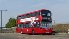 It's All Volvo Now (londonbusexplorer) Tags: metroline travel volvo b5lh wrightbus gemini 3 vwh2232 lk66dwm 186 brent cross northwick park hospital tfl london buses