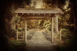 Bloedel Reserve, Bainbridge Island, Washington