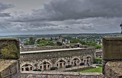 My holiday trip to Scotland. Stirling castle. (MAURINO SAM) Tags: escocia stirling castillo rural paisaje batalla williamwallace pentax tamron