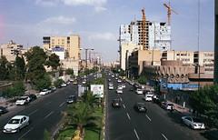 The Blvd (nima.mojiz) Tags: analogphotography film filmphotography filmisnotdead nikonf100 nikon agfa400 tehran iran streetphotograohy street portrait
