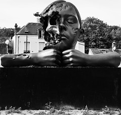 Face Off de Philippe Pasqua (2016) 6 (charles.jacques) Tags: chamarande îledefrance essone france patrimoine art comtemporain