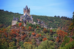 Imperial Castle, Cochem, Rhineland Palatine, Germany (Andy von der Wurm) Tags: reichsburg cochem imperial castle rheinlandpfalz rhinelandpalatine germany deutschland allemagne alemania europa europe mosel mosella river fluss herbstlich autumnly colors farben farbig bunt landschaft landscape burg palace palast schloss andyvonderwurm andreasfucke hobbyphotograph outdoor
