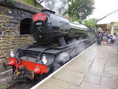 Flying Scotsman (seanofselby) Tags: flying scotsman east lancashire railway bury