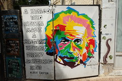 TLV graffiti (beckybarnett303) Tags: israel israeli telaviv jaffa telavivyafo yafo tourist tourism tour guide fuji fujifilm fujifilmxseries jewish jew judaism sootc quotes quote words graffiti streetart street