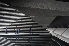 CCL02664 (Callum C. Laird) Tags: va dundee victoria albert museum architecture scotland tayside foggy contrast kengo kuma architect design city discovery